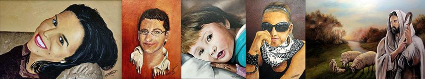 www.b-art-design.hu, ART, DESIGN, PHOTO, portréfestmény, portrérajz, portré rajzolása fotóról, olajfestmény készítése rendelésre